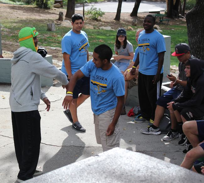 Champions of Character Retreat - Photo 24