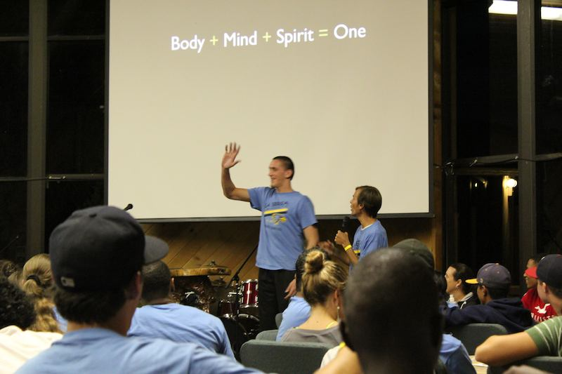 Champions of Character Retreat - Photo 61