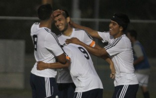 Hope International Spoils Men's Soccer Home-Opener