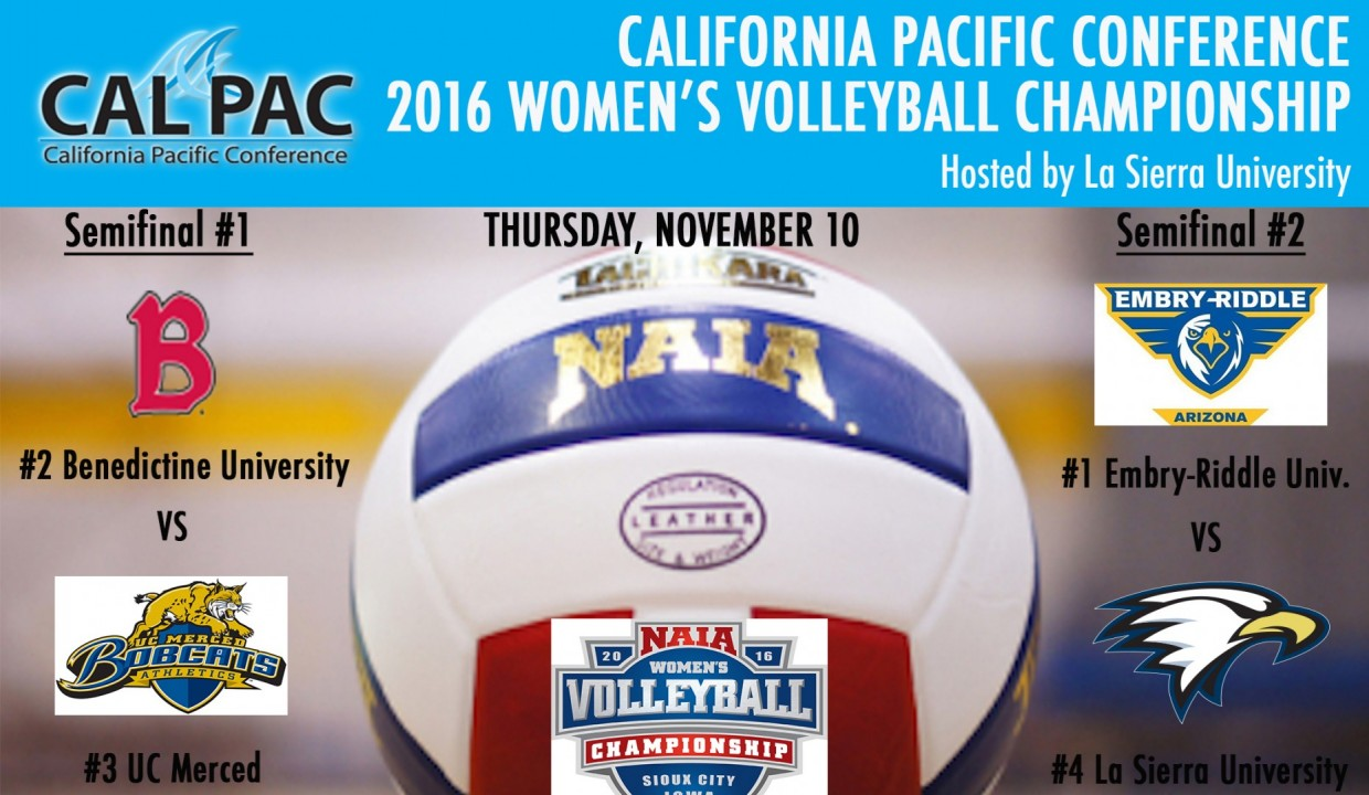 Photo for 2016 Cal Pac Women's Volleyball Championship