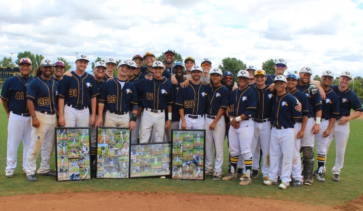 Photo for Baseball Sets Another Wins Record Despite Season Finale Loss