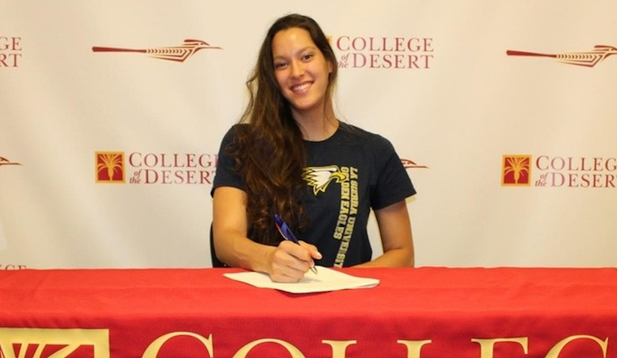 Photo for Edwards Signs With Golden Eagles Women's Basketball
