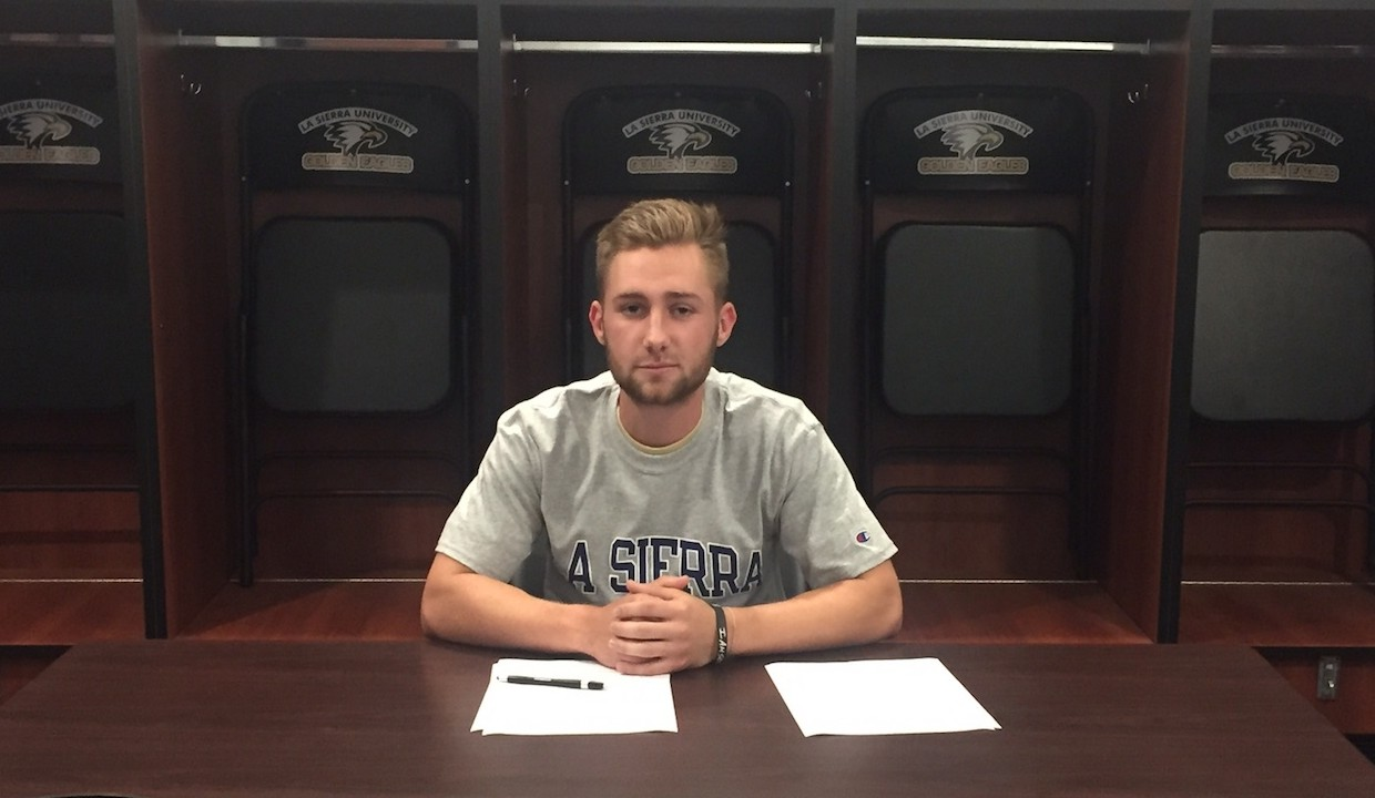 Photo for Men's Basketball Adds Garret Thompson