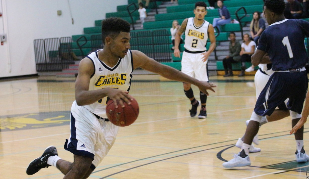 Photo for MBB Struggles In Loss at #12 Westmont