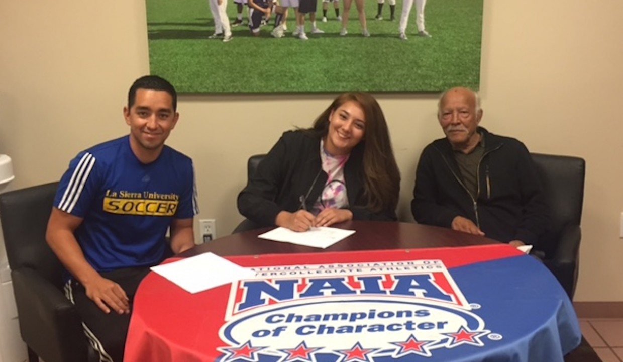 Photo for Women's Soccer Adds Gonzalez