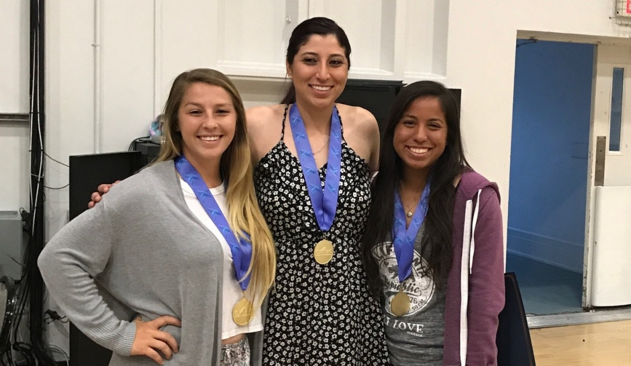 Photo for Benavides, Garbellini, and Martinez Named All Cal Pac