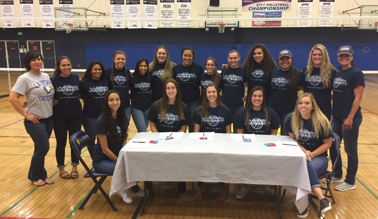 Photo for Women's Volleyball Announce 2017 Recruiting Class