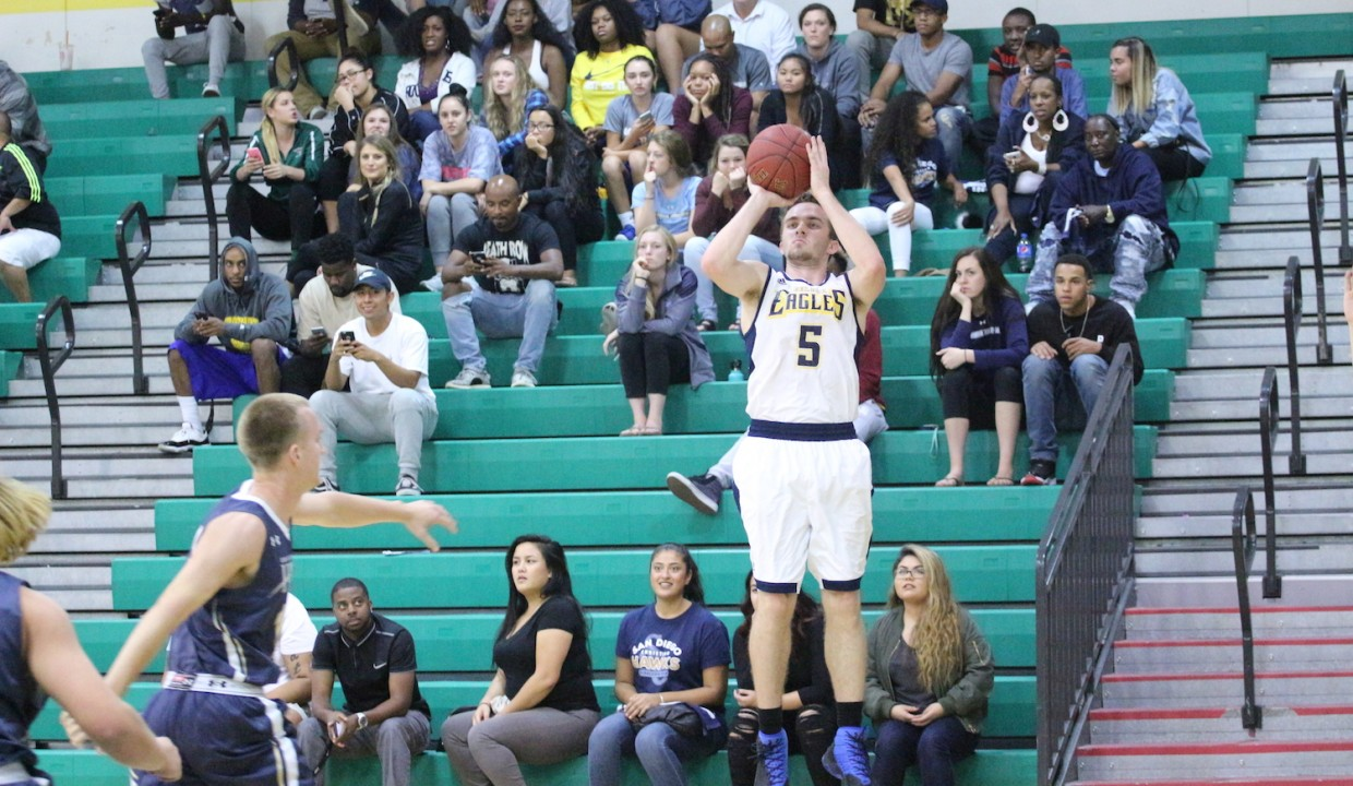 Photo for Defense Struggles In Loss at San Diego Christian