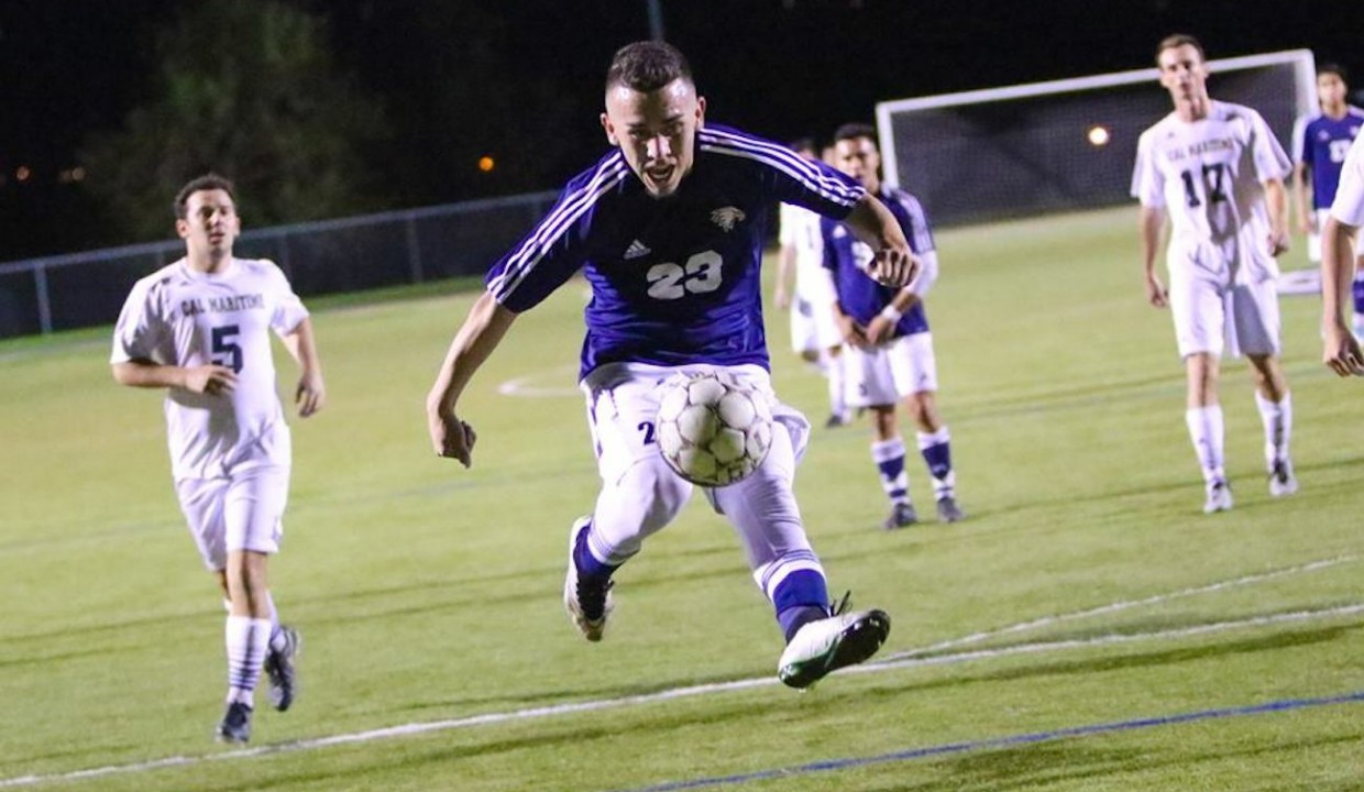 Photo for Vasquez Scored Hat Trick in Win Over Maritime