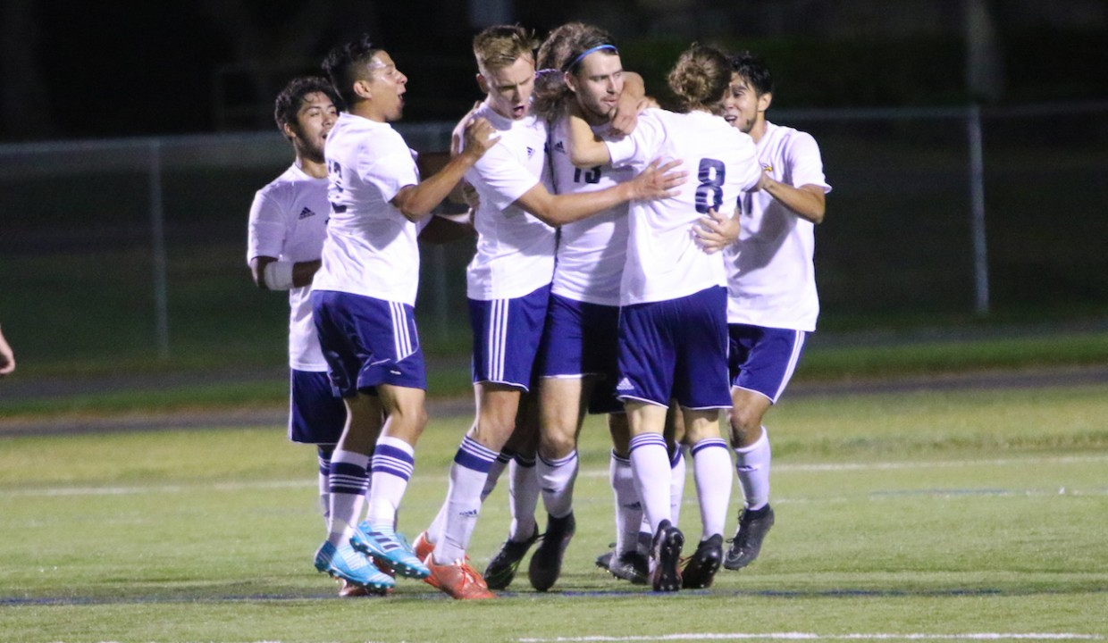 Photo for Cornejo's Game-Winner, In Overtime, Seals Thrilling Victory Over UAV