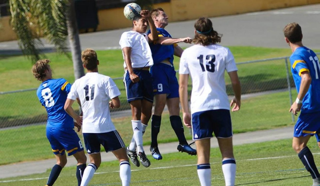 Photo for Men's Soccer Move Into 2nd Place With Shutout Victory Over ERAU