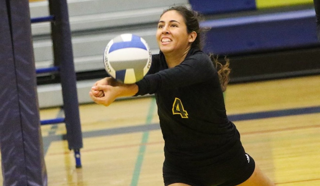 Photo for Volleyball Wins Fourth Straight With Sweep Over SDCC