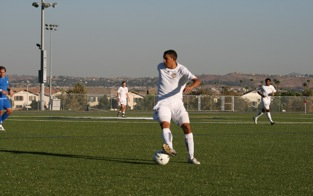 Joel Hernandez scored the winning goal over McPherson College