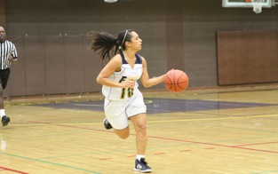 Melissa Bustamante leads the Golden Eagles
